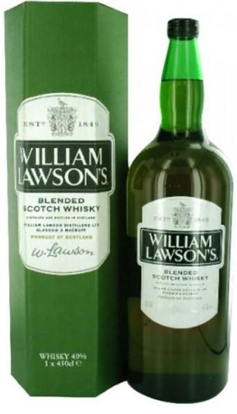 William Lawson`s Blended Scotch Whisky 4.5 Liter / 40 % Schottland