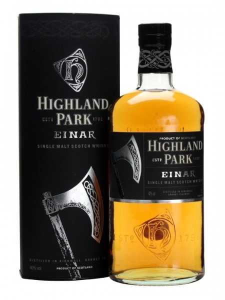 Highland Park Single Malt Scotch Whisky EINAR 100 cl / 40 % Schottland