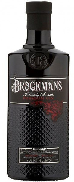 BROCKMANS Premium Gin 70 cl / 40 % UK