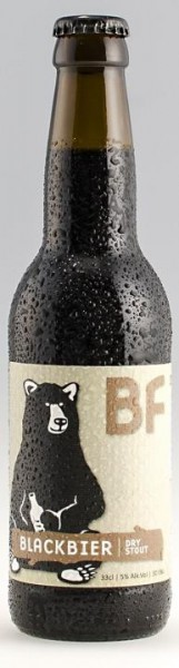 Bier Factory BLACKBIER Dry Stout 24 x 330 ml / 4.6 % Schweiz