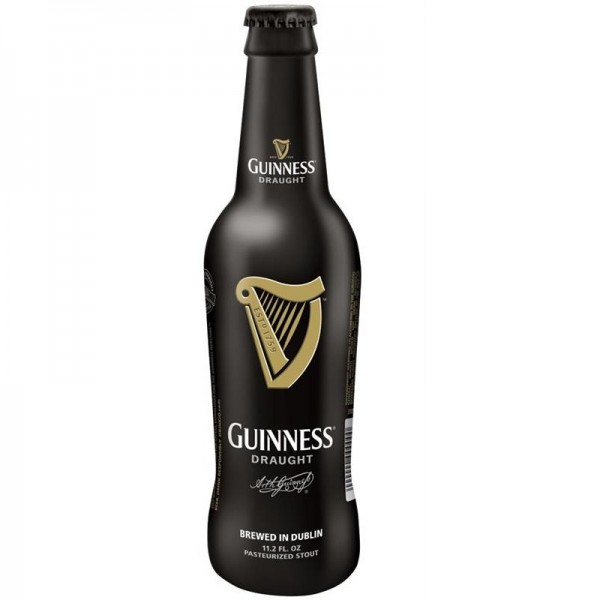 GUINNESS Draught Bier Glasflasche 330 ml / 4.2 % Irland