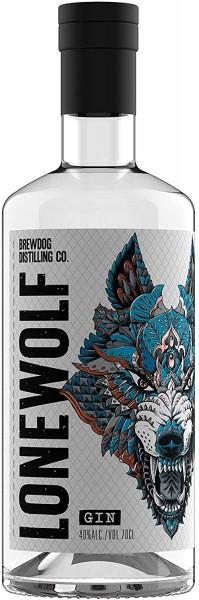 Brew Dog LONEWOLF Original Gin 70 cl / 40 % Schottland