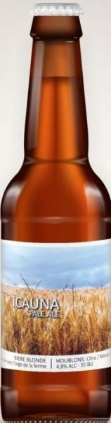Popihn ICAUNA Pale Ale 330 ml / 4.8 % Frankreich