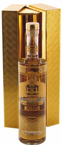 GENGHIS KHAN Premium Vodka 70 cl / 39.5 % Mongolei