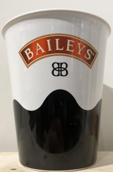 BAILEYS porcelain cup approx. 250 ml content
