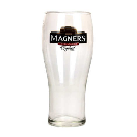 MAGNERS Original Pint Glass 50 cl Inhalt