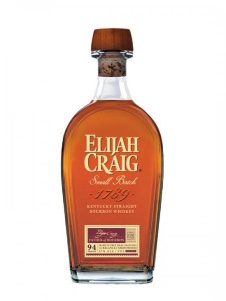 ELIJAH CRAIG Small Batch Bourbon Whiskey 70 cl / 47 % USA