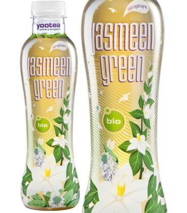 yootea JASMEEN GREEN – PURE BALANCE PET Case 24 x 500 ml Schweiz