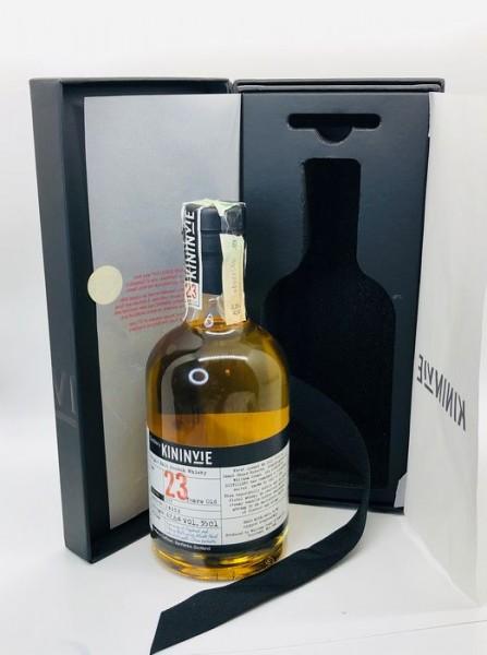 KININVIE 23 Year Speyside Single Malt Scotch Whisky 35 cl / 42.6 % Schottland