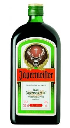 Jägermeister 70 cl / 35 % Deutschland