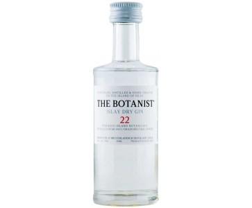 The Botanist MINIATURE - Bruichladdich Islay Dry Gin 5 cl / 46 % Schottland