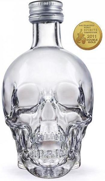 Crystal Head Vodka MINI Skullflasche 5 cl / 40 % Kanada