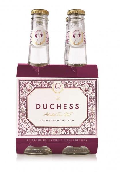 The Duchess FLORAL Alkoholfreier Gin & Tonic Kiste 24 x 275 ml Südafrika