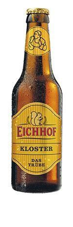 Eichhof KLOSTERBRÄU das trübe Bier 24 x 330 ml / 4.8 % Schweiz