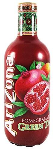 Arizona Pomegranate Green Tea 1 Liter PET
