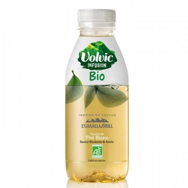 VOLVIC Thé BLANC Pet 370 ml Frankreich