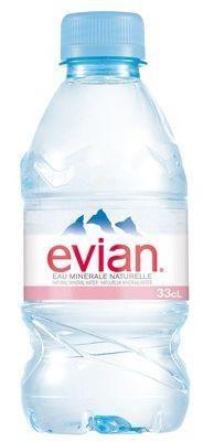 Evian PET 24 x 330 ml Frankreich