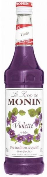 MONIN Premium Violette / Violet Sirup 70 cl Frankreich