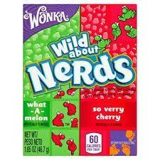 NERDS Melon - Cherry 46.7 Gramm USA