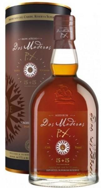 Dos Maderas Rum Pedro Ximenez 5+5 - 70 cl / 40 % Karibik