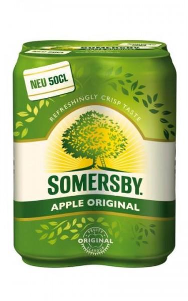 SOMERSBY Cider Dose Kiste 24 x 500 ml / 4.5 % Schweiz