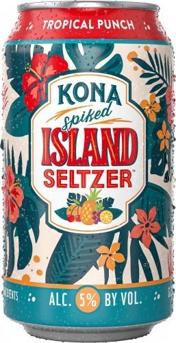 Kona Island Hard Seltzer TROPICAL PUNCH 355 ml / 5 % Hawaii