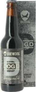 Brewdog DOG D 8 th Anniversary Imperial Stout 330 ml / 16.1 % Schottland