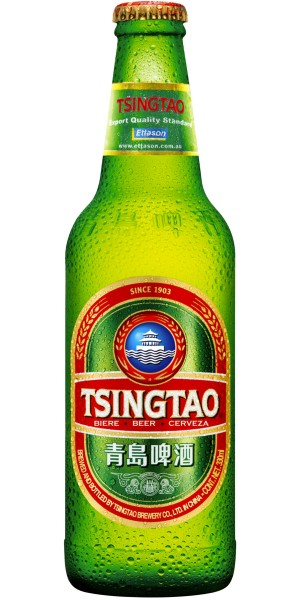 TSING TAO Bier 330 ml / 4.7 % China