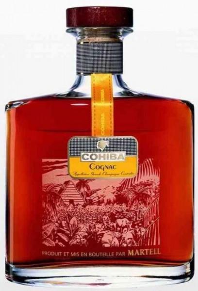 Cohiba Cognac Martell 70 cl / 43 % Frankreich