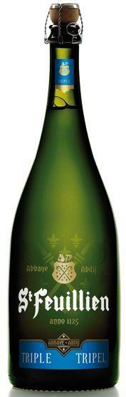 St Feuillien TRIPEL Magnum Flasche 1.5 Liter / 8.5 % Belgien