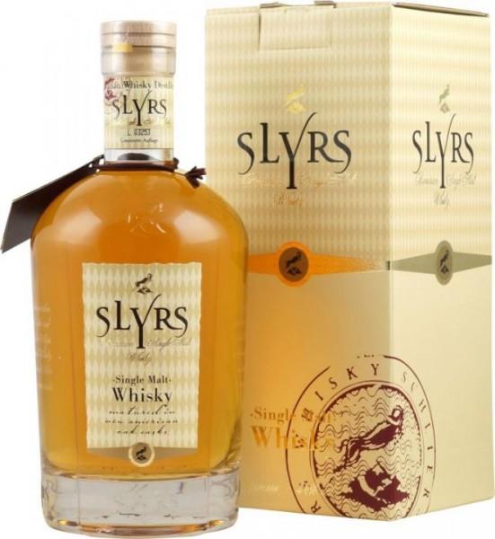 SLYRS Bavarian Single Malt Whisky Classic 70 cl / 43 % Deutschland