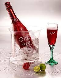 Fresita Sparkling Wine Erdbeer 200 ml / 8 % Chile