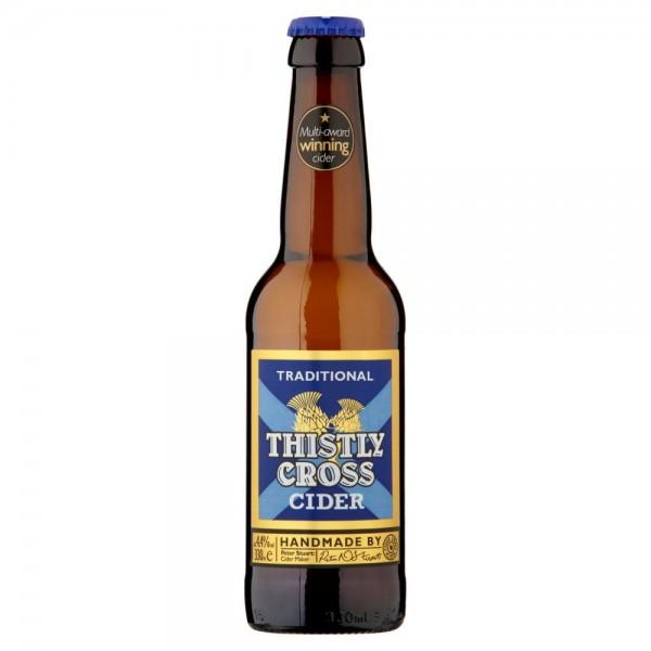 THISTLY CROSS Cider 330 ml / 4.4 % Schottland