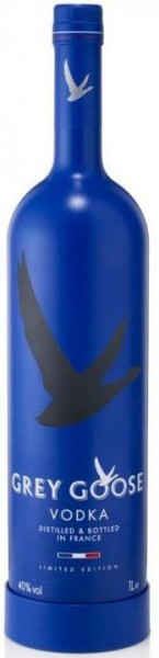 Grey Goose NIGHT VISION Special Edition 2014 Premium Vodka 70 cl / 40 % Frankreich