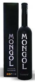 MONGOL Premium Vodka 75 cl / 39 % Mongolei