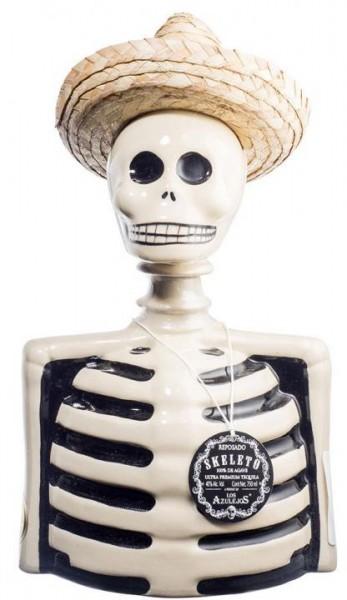 Los Azulejos SKELLY REPOSADO Tequila 75 cl / 40 % Mexiko