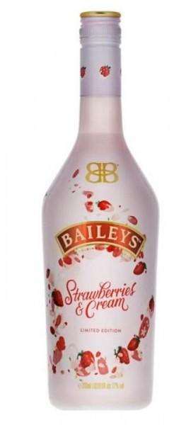 BAILEYS STRAWBERRY Cream 70 cl / 18 % Irland