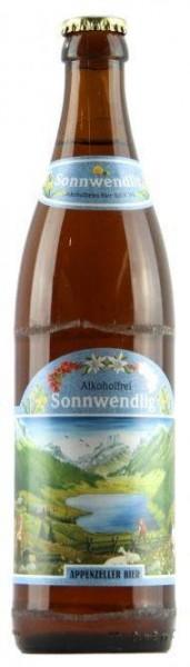 Appenzeller Sonnwendlig Alkoholfrei 20 x 500 ml / 0 % Schweiz