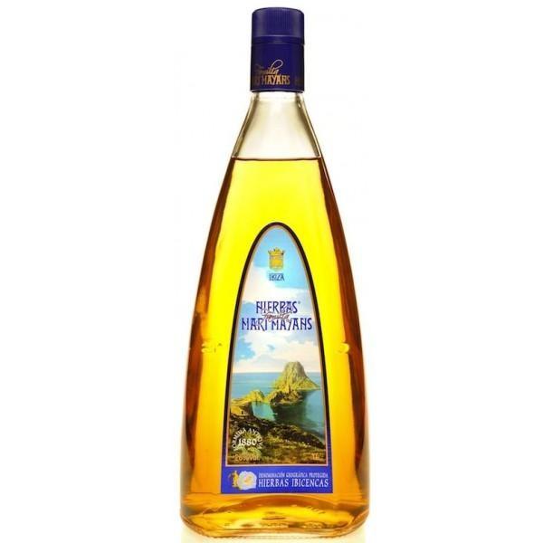 Hierbas Mari Mayans 1 Liter / 26 % Spanien