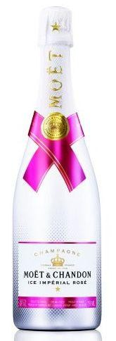 Moet & Chandon Ice Imperial Rose Champagne 75 cl / 12.5 % Frankreich
