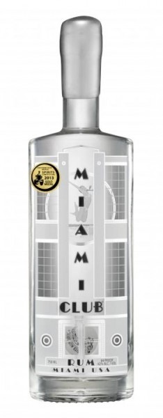 Miami Club Rum - Organic - Hand Made 75 cl / 42 % USA