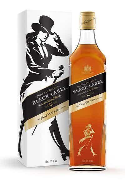 Johnnie Walker JANE WALKER Special Edition Black Label 75 cl / 40 % Schottland