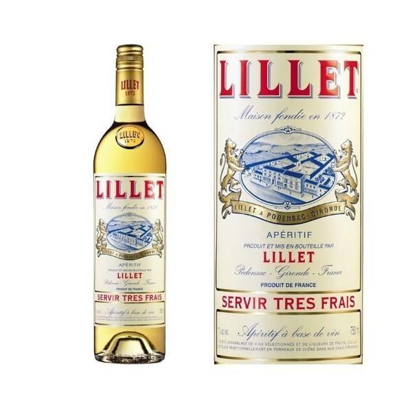 LILLET Blanc 17 % / 75 cl Frankreich