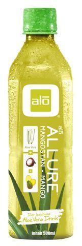 ALO ALLURE (Aloe Vera, Mangosteen, Mango) 50 cl Taiwan