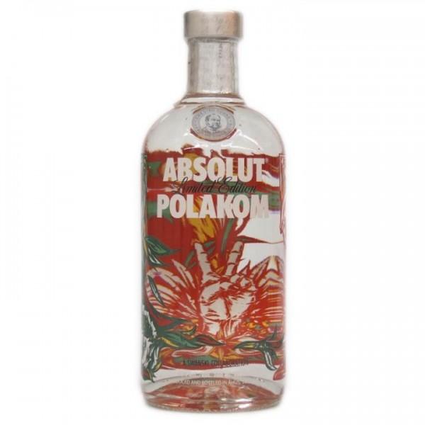 Absolut Vodka POLAKOM Limited Edition 70 cl / 40 % Schweden
