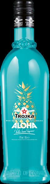 TROJKA ALOHA Vodka Likör 70 cl / 17 % Schweiz