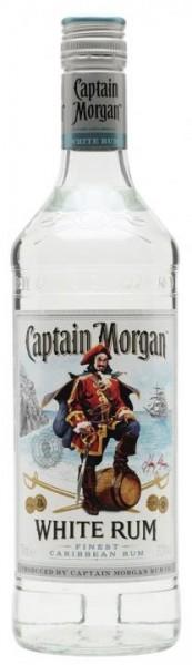 Captain Morgan White Rum 70 cl / 37.5 % Karibik