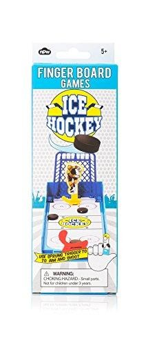 Trinkspiel Finger Board ICE HOCKEY Game by npw London