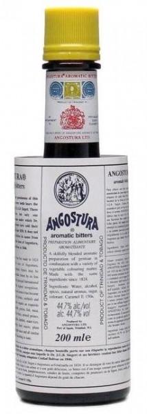 ANGOSTURA Aromatic Bitters 200 ml / 44.7 % Karibik