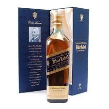 Johnnie Walker BLUE Label 70 cl / 40 % Schottland